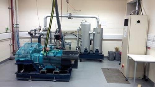 Centre for Compressor Technology | City, University of London