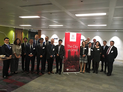 London TRILATTRADE Kick-off