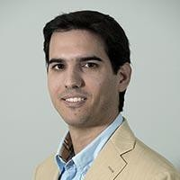 Portrait of Dr Michail Chronopoulos