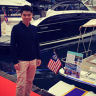 Alumni Ambassador Alan Lai