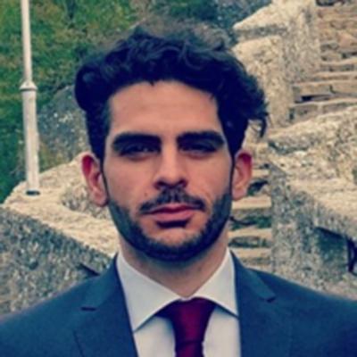 Alumni ambassador Giordano Gomato