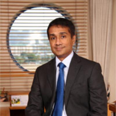 Alumnin ambassador Ravi Tewari