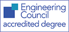 Engineering Council Accredited Course logo