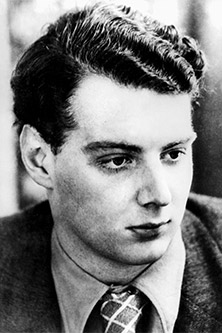 Guy Burgess - young