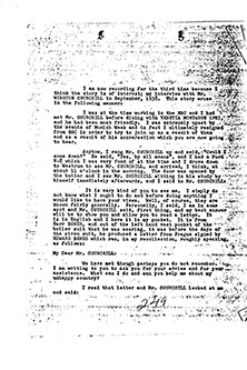 Guy Burgess Tape - FBI Transcript-page 2