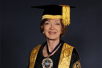 Alderman Fiona Woolf