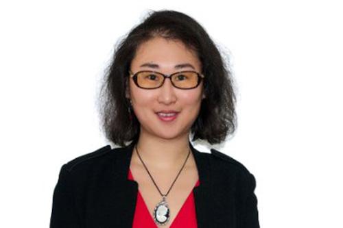 Research student Shengnan Jia