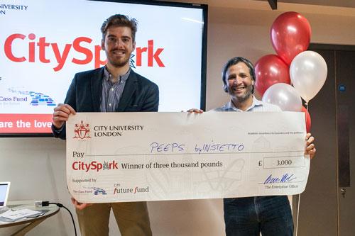 CitySpark is a student enterprise competition