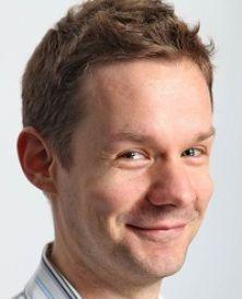 Portrait of Dr Max Bruche