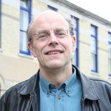 Portrait of Professor Hugh Willmott