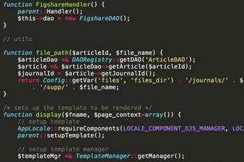 Share code