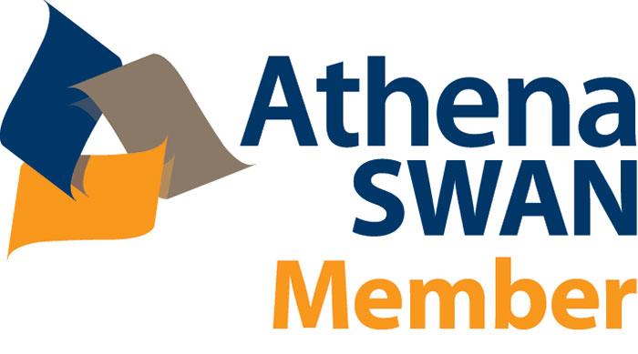Athena SWAN Member badge