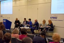 Panel from Women On Boards Review 2015
