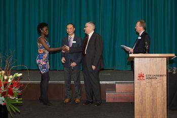 City Law awards ceremony