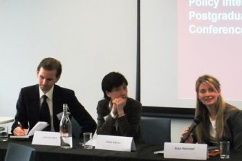 Panel discussion at City Law School Maritime conference