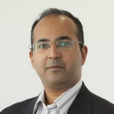 Portrait of Dr Iqbal Owadally