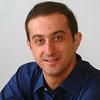 Portrait of Professor Lucio Sarno