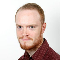 portrait of Dr Luke McDonagh