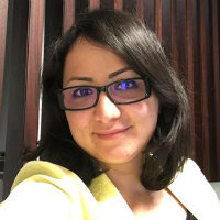 Portrait of Zahra Sharifonnasabi