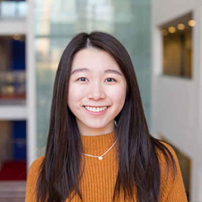 Katrina Chan is a BSc Media, Communications and Sociology student