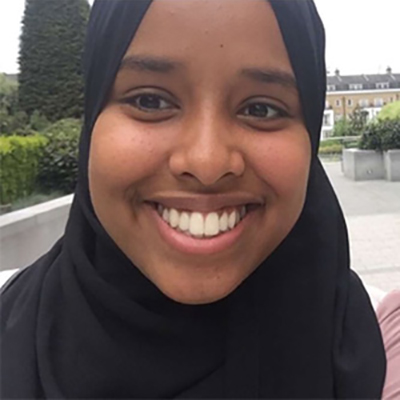 Mariam Mohammed is a BSc (Hons) Radiography (Radiotherapy and Oncology) student