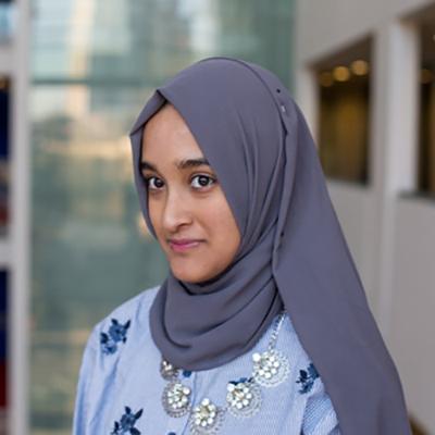 Sana Amla is a BSc Child Nursing student