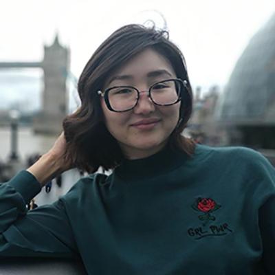 Dinara Bekmagambetova is an MA Financial Journalism student