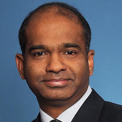 Headshot of Sam Vijaya
