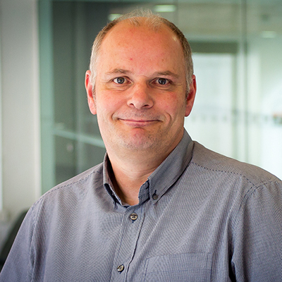Andy Smith is a Senior Outreach Officer at City, University of London