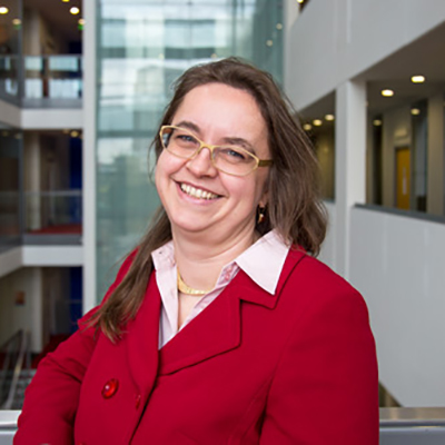 Claudia Kalay is a Head of Research Support Services at City, University of London