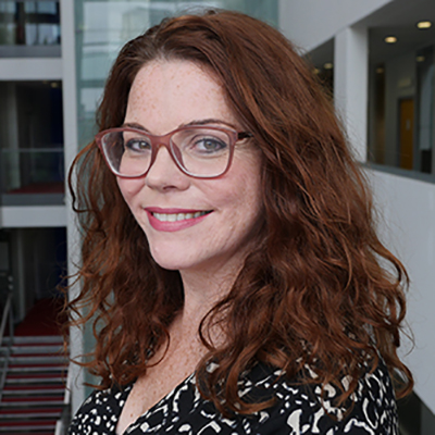 Sarah Wood is a Widening Participation Outreach Manager at City, University of London
