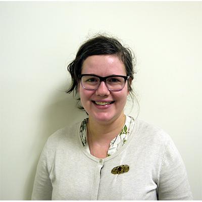 Daniela Haberz is an alumni ambassador