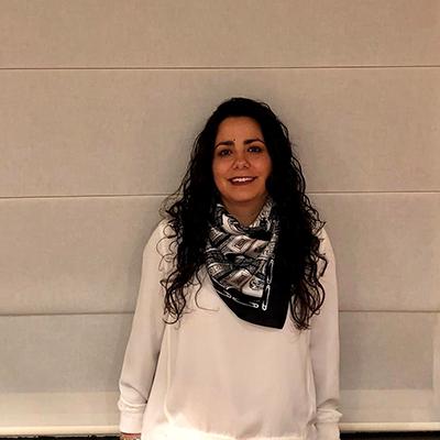 Valentina Garcia Estrada is an alumni ambassador
