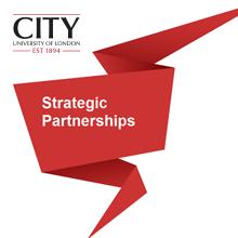 City University of London, Strategic Partnerships