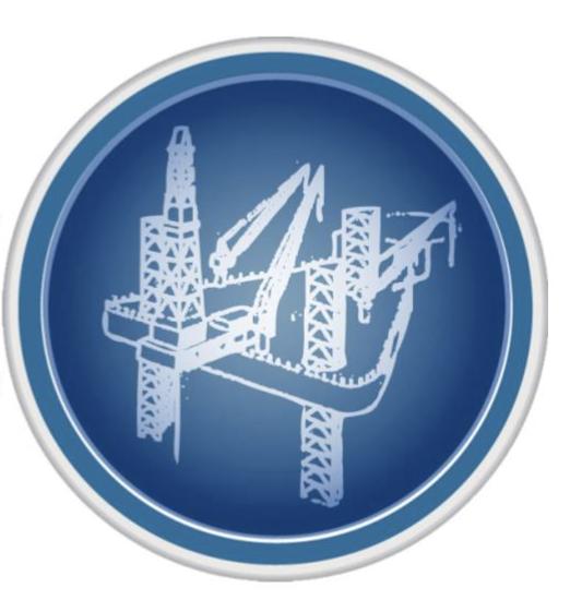 Jack up platform logo