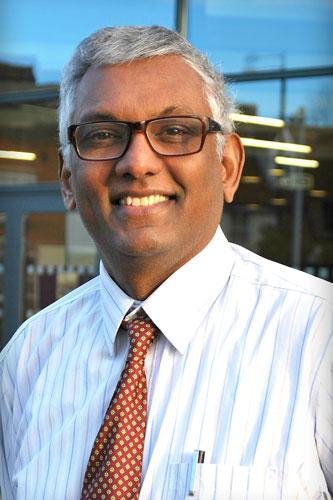 Professor Atul Shah