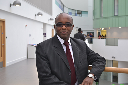 Dr James Njuguna