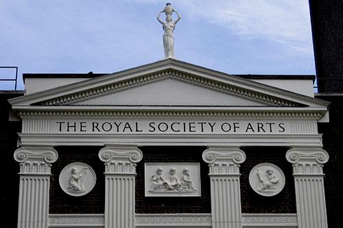 London The Royal Society of Arts