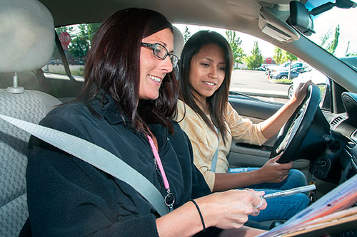 Visual component of UK driving test needs modernising