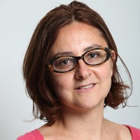 Portrait of Dr Giacinta Cestone