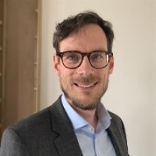 Portrait of Professor Stefan Haefliger