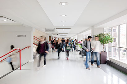 Undergraduate student accommodation | City, University of London