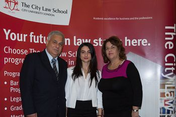 City Law awards ceremony