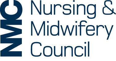 Nursing and Midwifery Council (NMC) logo