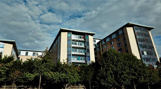 Tufnell House hall of residence