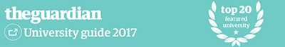 Guardian University Guide 2017