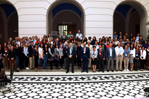 WC2 Symposium 2016 group photo