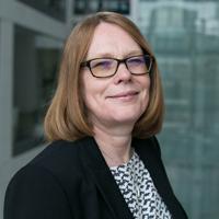 School of Health Sciences Associate Dean Julie Attenborough