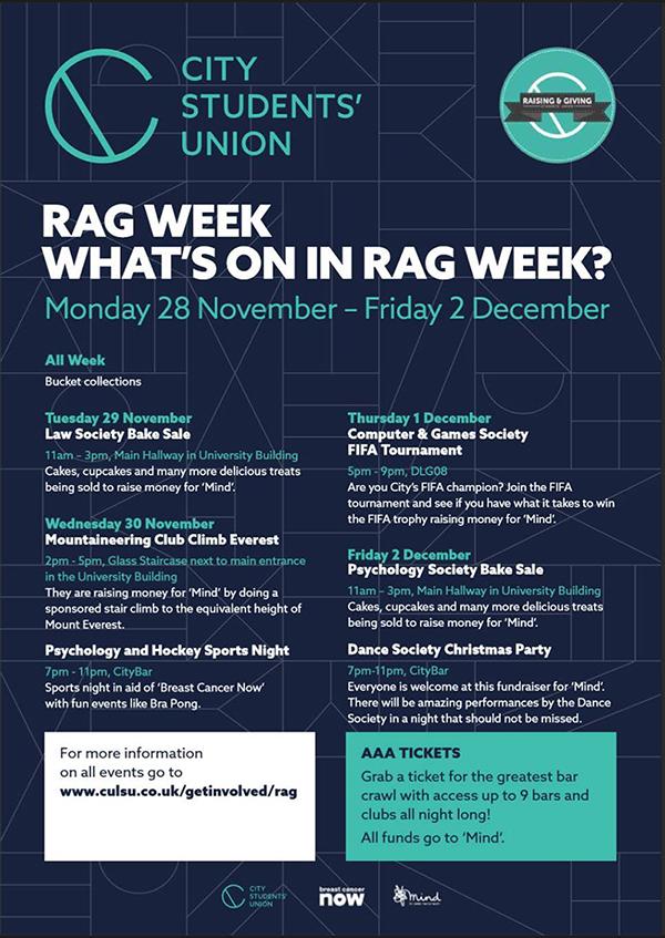 RAG week 2016