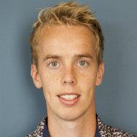 Portrait of Dr Ruben van Werven